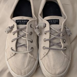 Sperry TopSider crest vibe